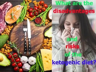 Damages and risks of the ketogenic diet system