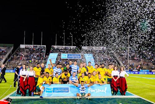 El último enfrentamiento entre Los Pumas y Australia fue en Salta