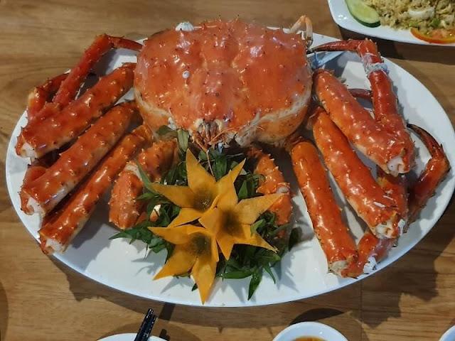 Món ăn tại Hải sản Lộc Huệ Sa Đéc 1