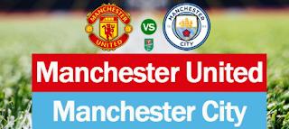 Fakta Duel Seru Manchester United dan Manchester City di Carabao Cup