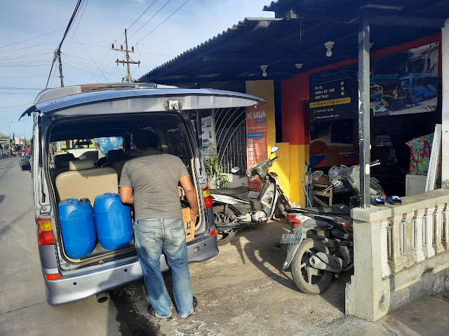 Ekspedisi Via Travel Surabaya Kudus