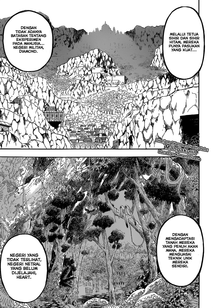 Black Clover: Chapter 216 - Page 6