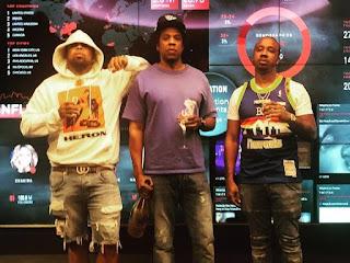Westside Benny and Jay Z