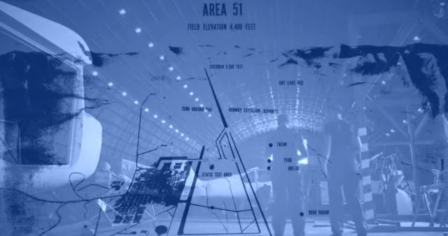 Did Area 51 accidentally admit it reverse engineers UFOs? Maybe, Docs Show  Area-51-reverse-engineering-ufo
