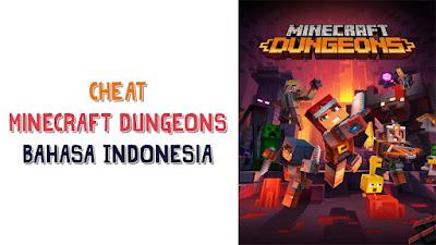 Trainer Game Minecraft Dungeons PC Terbaru
