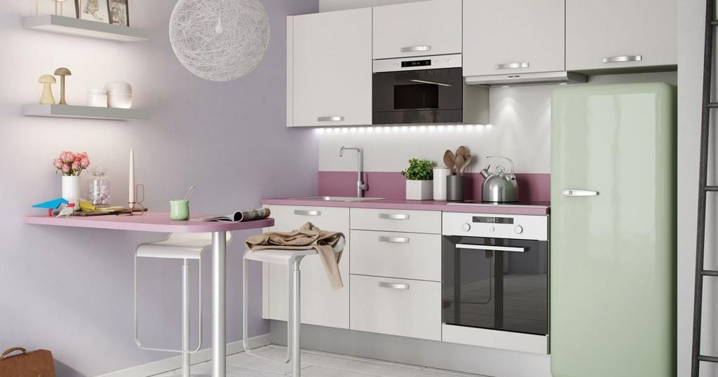 C mo planificar un lugar para comer en una cocina peque a cocinas con estilo - Planificar una cocina ...