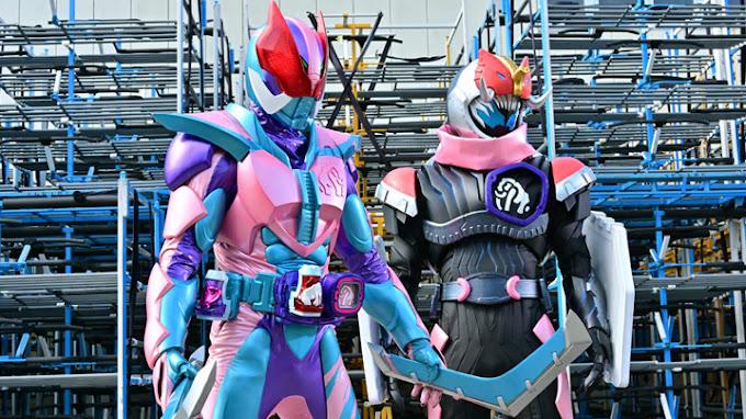 Kamen Rider Revice Episode 3 Subtitle Indonesia