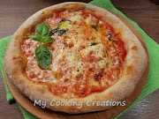 Оригинална неаполитанска пица Маргарита стъпка по стъпка * Impasto napoletano originale per la pizza Margherita