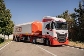 Il gruppo SMET mette a disposizione il suo network logistico