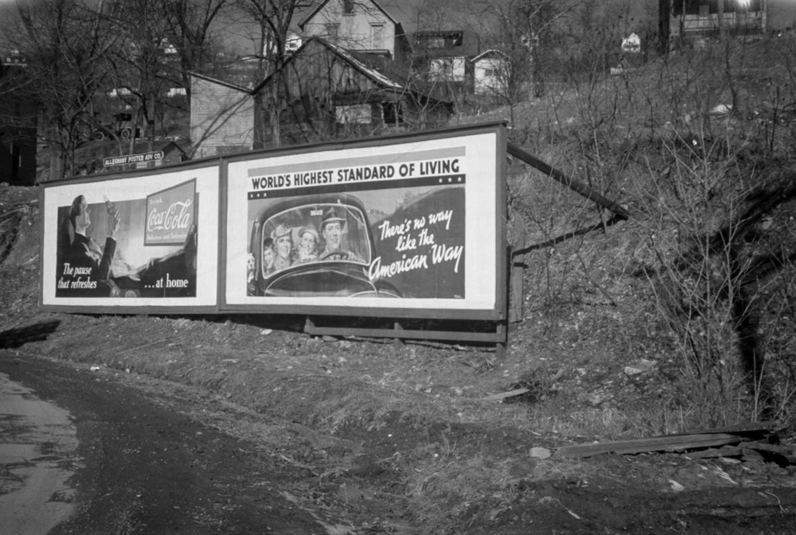 Near Kingwood, West Virginia. 1937.