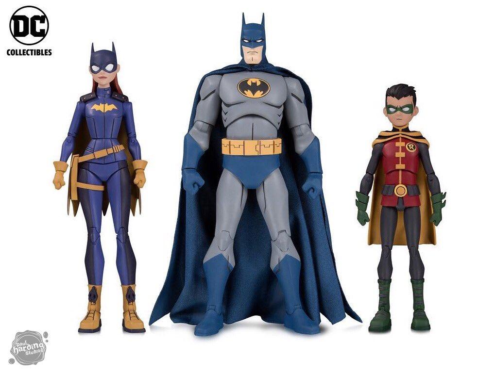Dc Collectibles Announces Batman Vs Teenage Mutant Ninja Turtles 2 Packs Exclusive To Gamestop