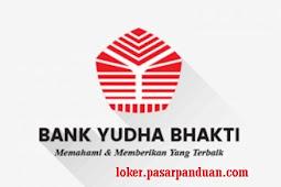 Lowongan Kerja Palembang Terbaru PT. Bank Yudha Bhakti Mei 2019 (2 Posisi)