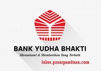 Lowongan Kerja Palembang Bank Yudha Bhakti Tebaru September 2019