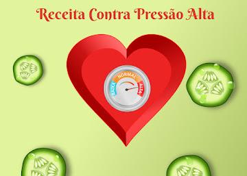 Receita Contra Pressão Alta: Suco de Pepino