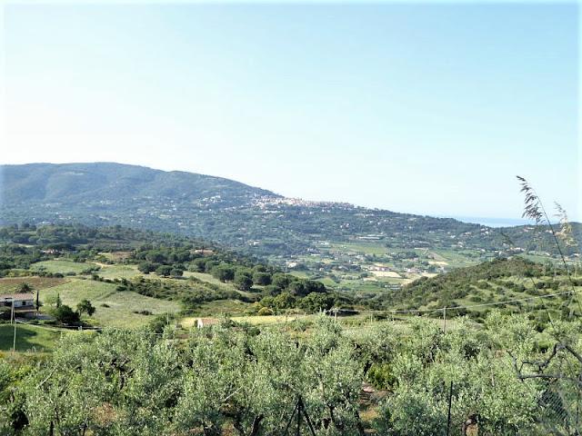 Capoliveri vista dal sentiero 210
