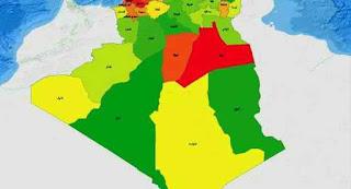 ولايات الجزائر بالترتيب algerie.jpg