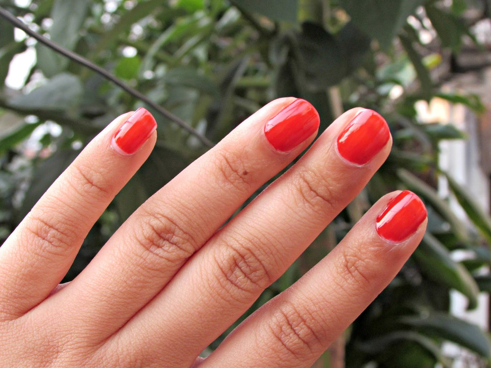 The Perfect Red Nail Polish For Valentines! | Nayab Loves