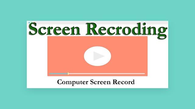 Windows 10 Me Screen Record Kaise Kare