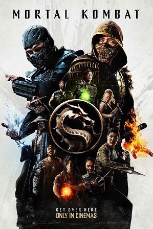 Mortal Kombat (2021) 400MB Full English Movie Download 480p Web-DL