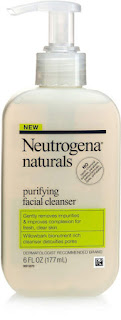 image result Neutrogena Naturals Purifying Facial Cleanser $7.99 Neutrogena