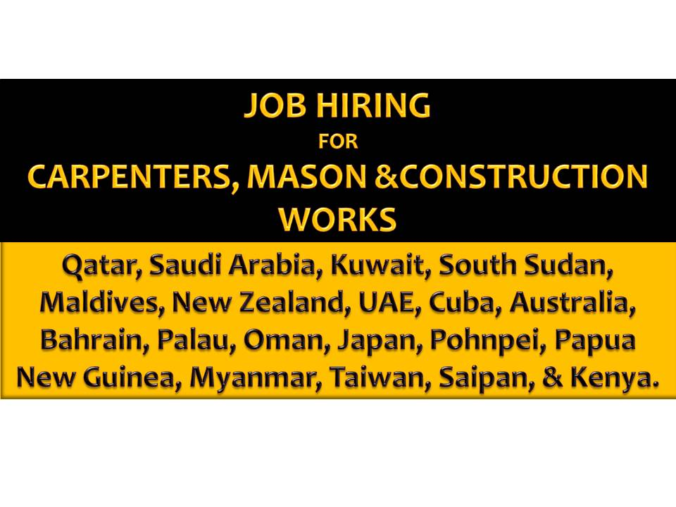 Filipino Recruitment Agencies with Job Opportunities