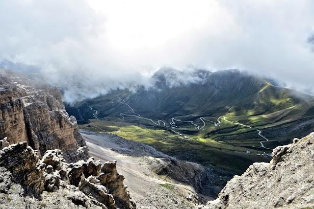 val di fassa escursioni trekking sentieri