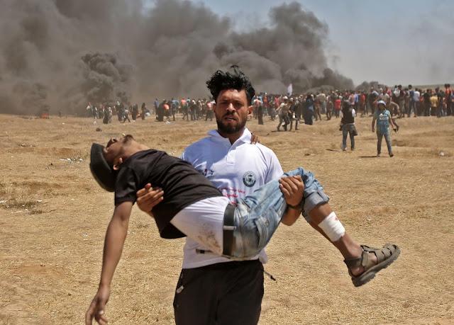 Eropa dan PBB Desak Eskalasi Gaza Dihentikan