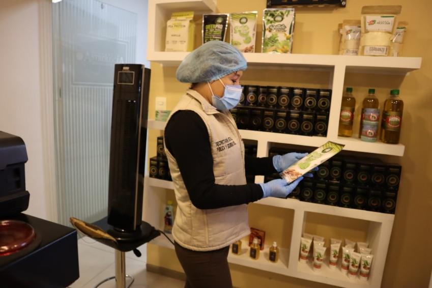 Continúan los controles a establecimientos de alimentos por parte del gobierno de la ciudad