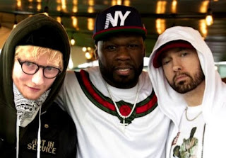 Song Lyrics  Ed Sheeran FT. Eminem & 50 Cent - Remember The Name