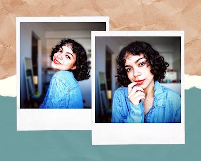 Como tirar fotos sozinha e em casa