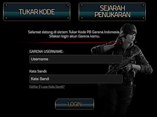 Hati-Hati Situs Phising Redeem Kode PB Garena Indonesia