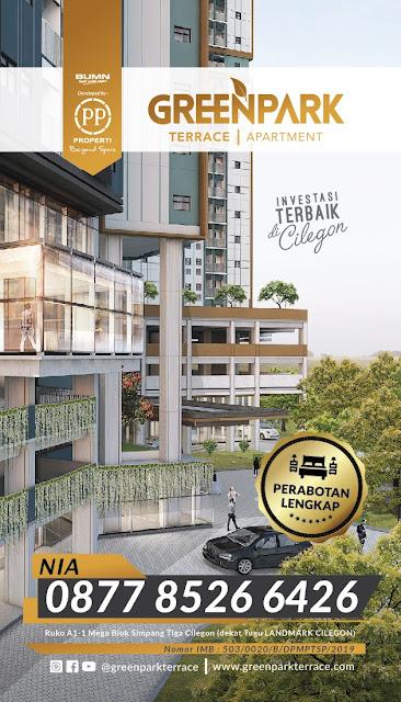 Apartemen Minimalis Modern di Grogol, Fasilitas Lengkap, Lokasi Strategis, CP 0877.8526.6426