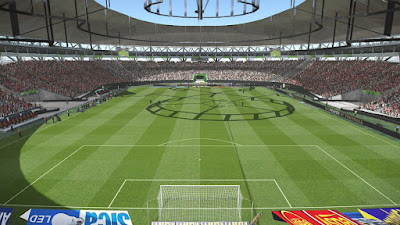 PES 2019 Stadium Único de La Plata by The_Pelado
