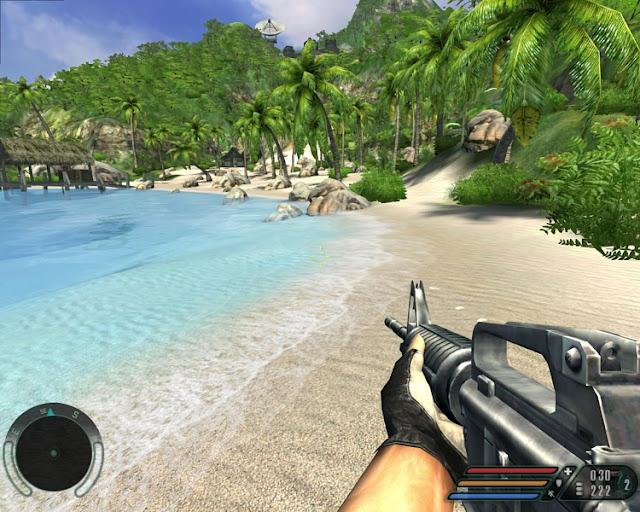 تحميل لعبة  1 Far Cry كاملة مجانا برابط تورنت