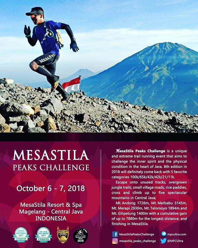 MesaStila Peaks Challenge • 2018