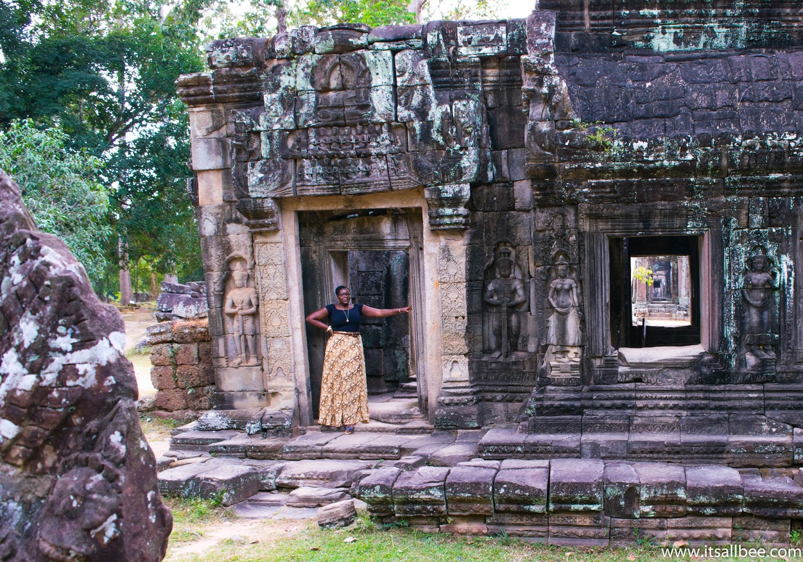 Exploring Cambodia's Banteay Kdei Temple In Siem Reap - A Citadel of Chambers