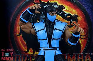 Storm Collectibles Mortal Kombat 3 Classic Sub-Zero 11