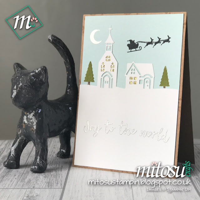 Stampin' Up! Hometown Greetings & Home Sweet Home order craft supplies from Mitosu Crafts UK Online Shop
