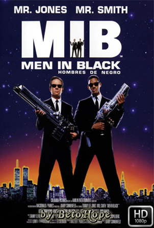 Hombres de Negro [1997] [Latino-Ingles] HD 1080P  [Google Drive] GloboTV