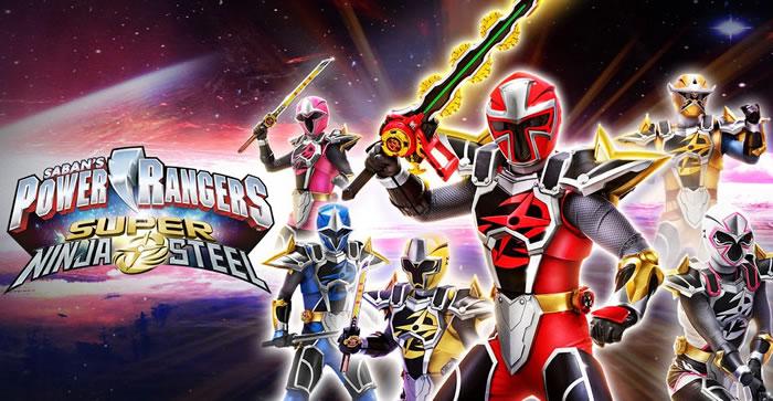 Power Rangers Super Ninja Steel Episodio 08