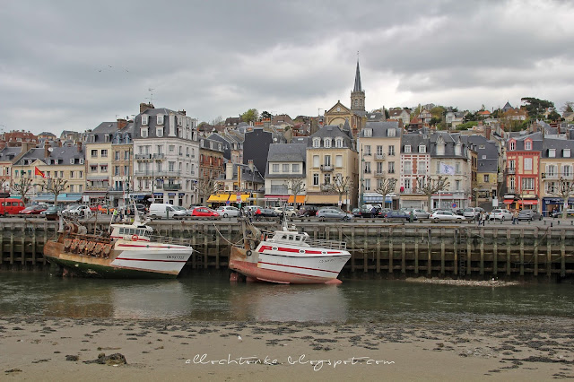 Trouville w Normandii
