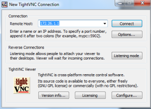 TightVNC 1.3.10 Download