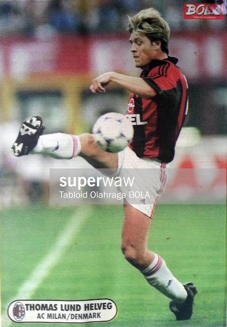 Thomas Helveg AC Milan