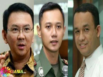 Heboh!! debat Twitwars antara Ketiga Relawan Paslon Cagub-Cawagub Jakarta