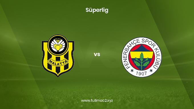 Yeni Malatyaspor - Fenerbahçe | 08.04.2021 | Full HD izle