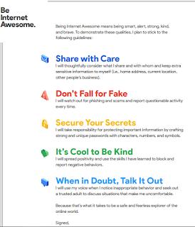 BeInternetAwesome el proyecto de Google para usar mejor Internet