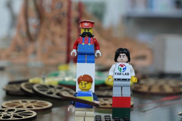 Fab Lab Lego Eco Village Cloughjordan