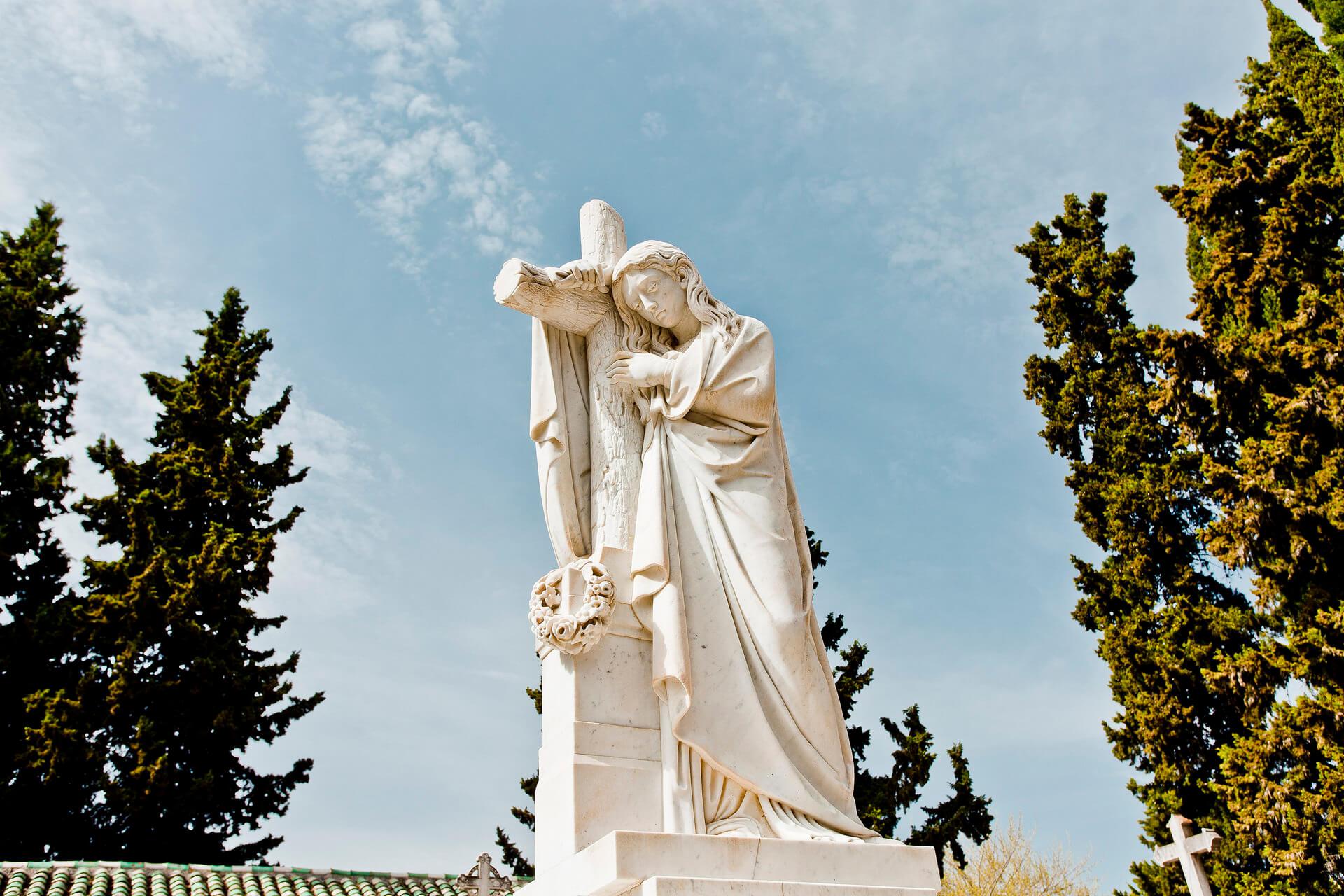 Municipal Cemetery of Granada (Granada, Spain)