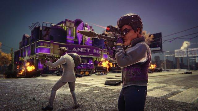 Saints Row: The Third Remasterizado (2020) PC Full Español