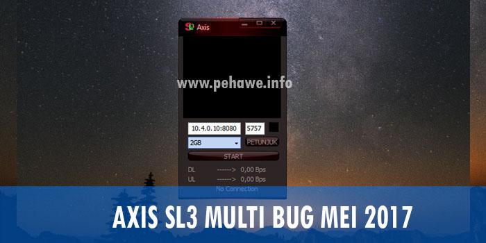 Inject AXIS Hitz Multi Bughost Jatim Jabar Mei 2017